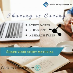 Share your study Material