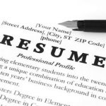 Critical Resume Misconceptions