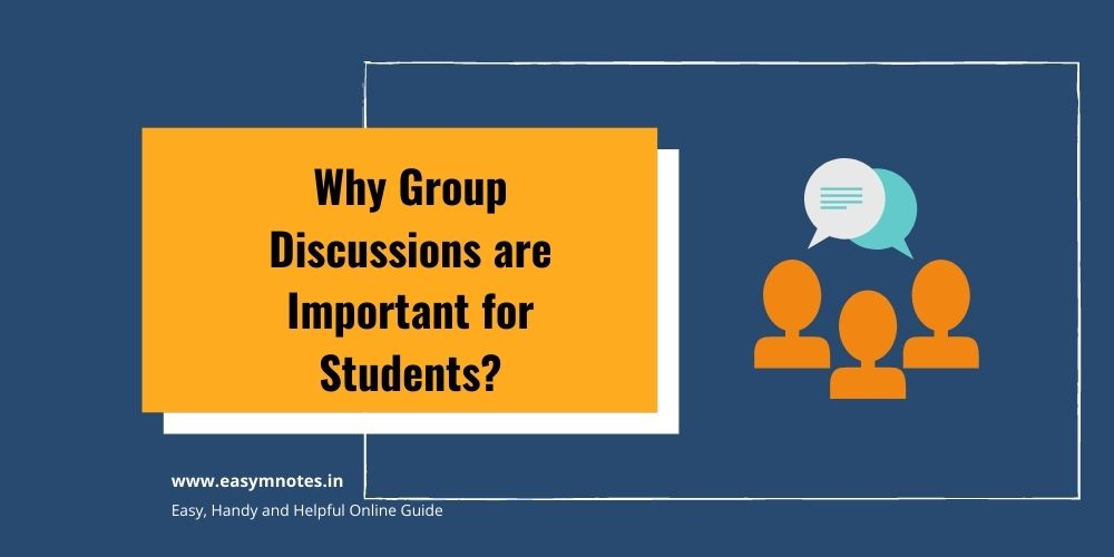 Why Group Discussions are Important for Students