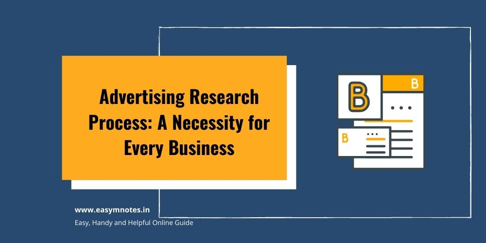 Advertising Research Process A Necessity for Every Business