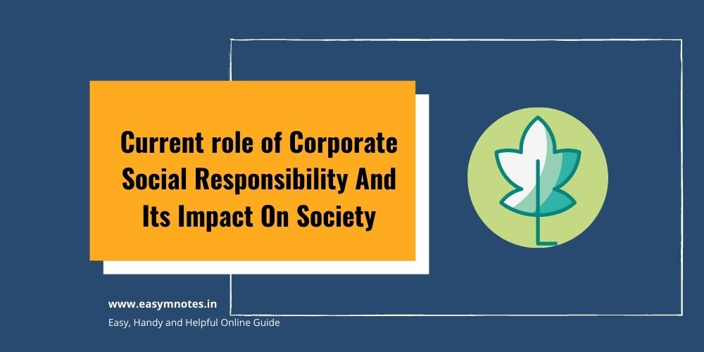 role of Corporate Social Responsibility