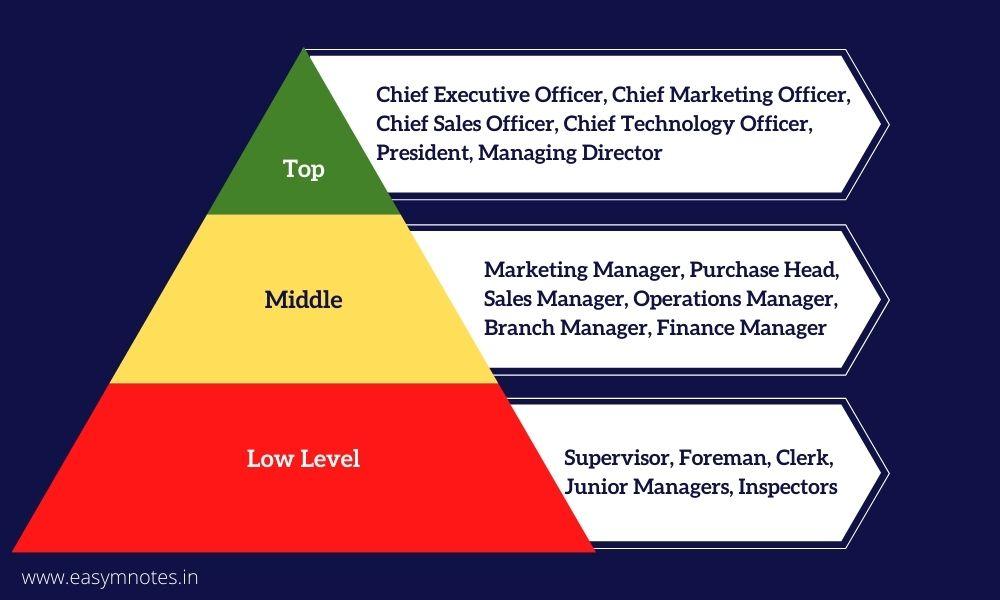 Level Of Management