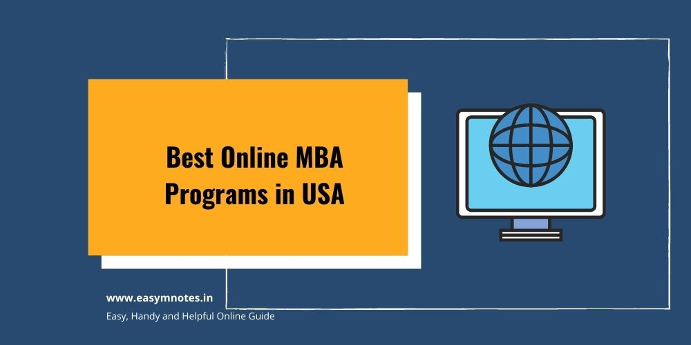 Best Online MBA Programs in the USA
