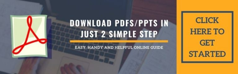 Download PDFs_PPTs on MBA Topic
